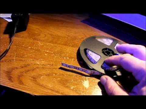 DIY - Cheap And Easy LED Aquarium Lighting