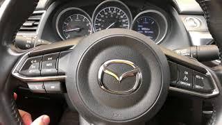 Mazda 6 2017. El mejor entre los 4 cilindros sin turbo.