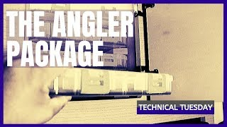 Angler Package makes the tactical ice fishing experience even better