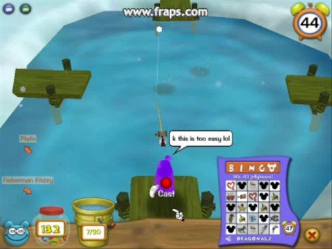 how to pay fish bingo on toontown rewritten