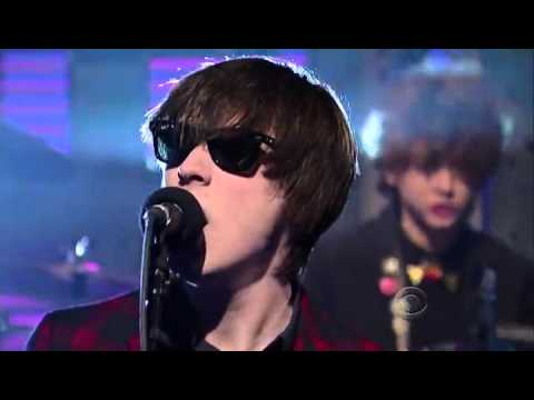 "The Strypes - ""What A Shame"" 3/25/14 David Letterman"