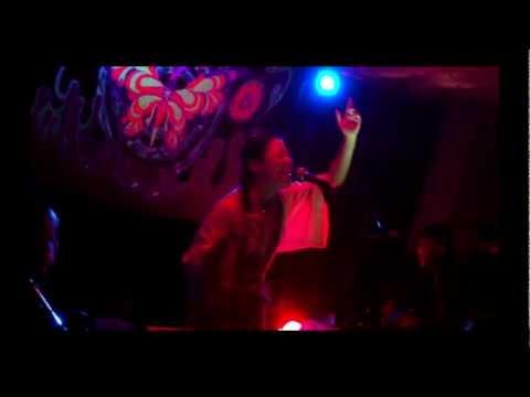 RaBiRaBi @ DoubleBassment Studios Byron Bay Australia 2012