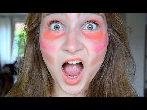 Unique Ways to Use Lipstick || Adela