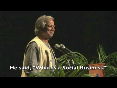 Grameen Danone: a Social Business (with English subtitles)