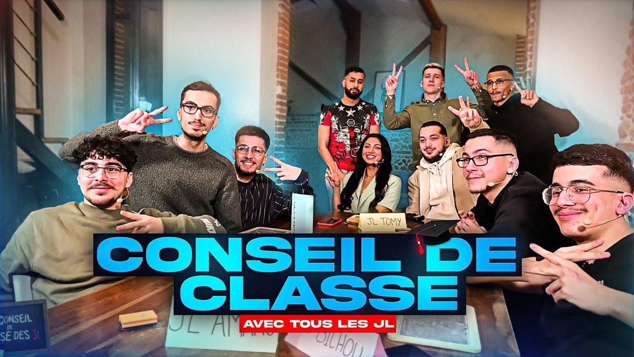 Download LE CONSEIL DE CLASSE ! - EPISODE 7 : L' Académie JL au complet ! (Julia, Loly, Franklin...)