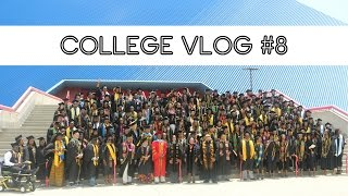 COLLEGE VLOG #8   CSULB Black Graduation