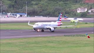 American Airlines Inaugural flight @ Argyle International