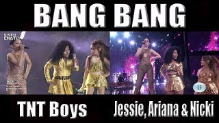 Your Face Sounds Familiar Kids 2018 TNT Boys VS Jessie J. Ariana Grande & Nicki Minaj | Bang Bang