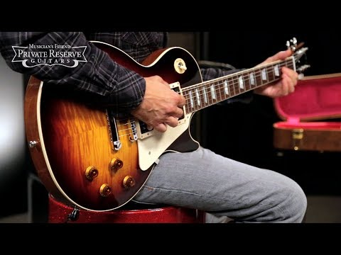 Gibson Custom Les Paul Custom Pro Figured Electric Guitar