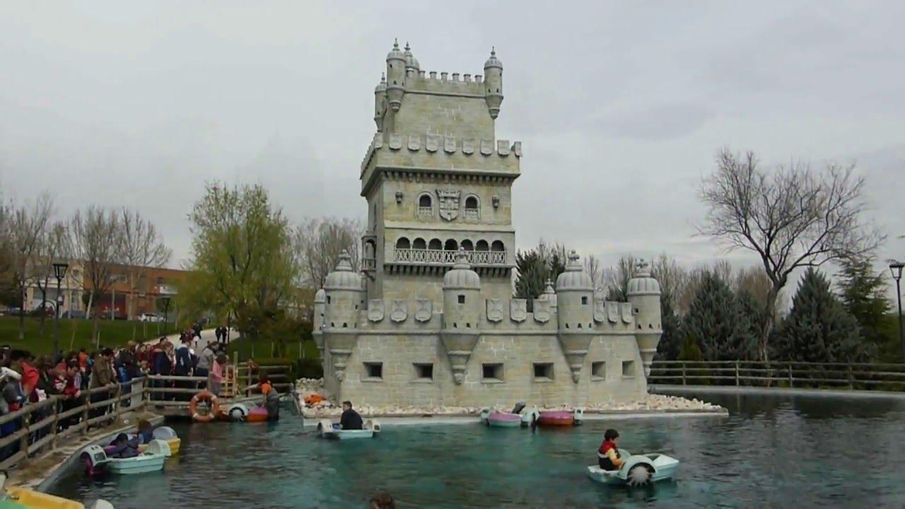 Parque europa de torrej n de ardoz ni te lo imaginas for Mudanzas torrejon de ardoz