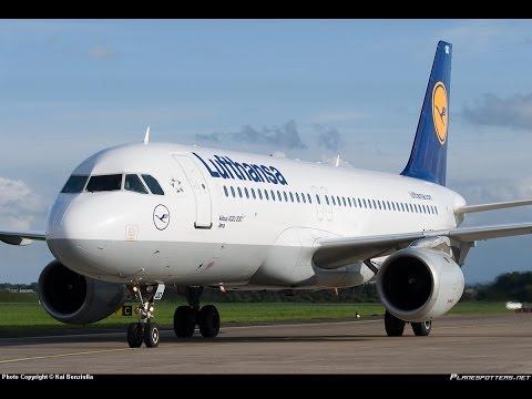 Lufthansa Flight Review: LH1330 Frankfurt to Casablanca Morocco A320