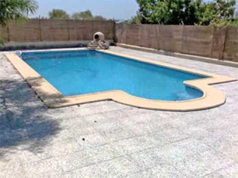 decoline piscinas murcia youtube