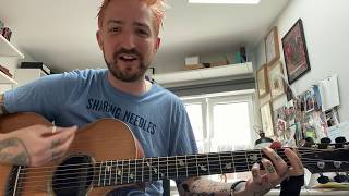 Frank Turner - Try This At Home Video Series Part 10: Balthazar, Impresario