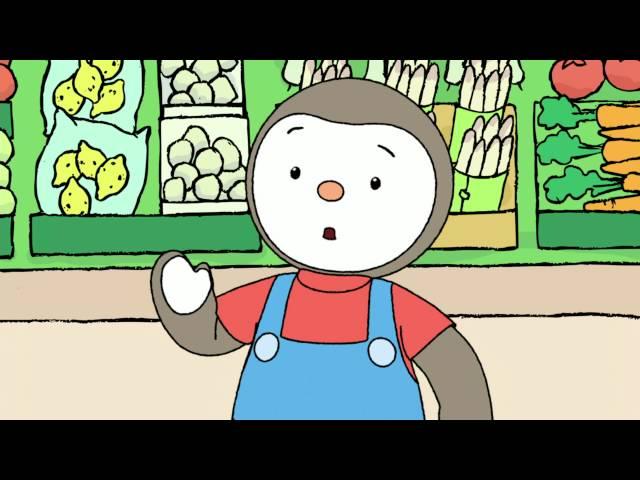 T'choupi et ses amis - Les courses d'anniversaire (EP.7)