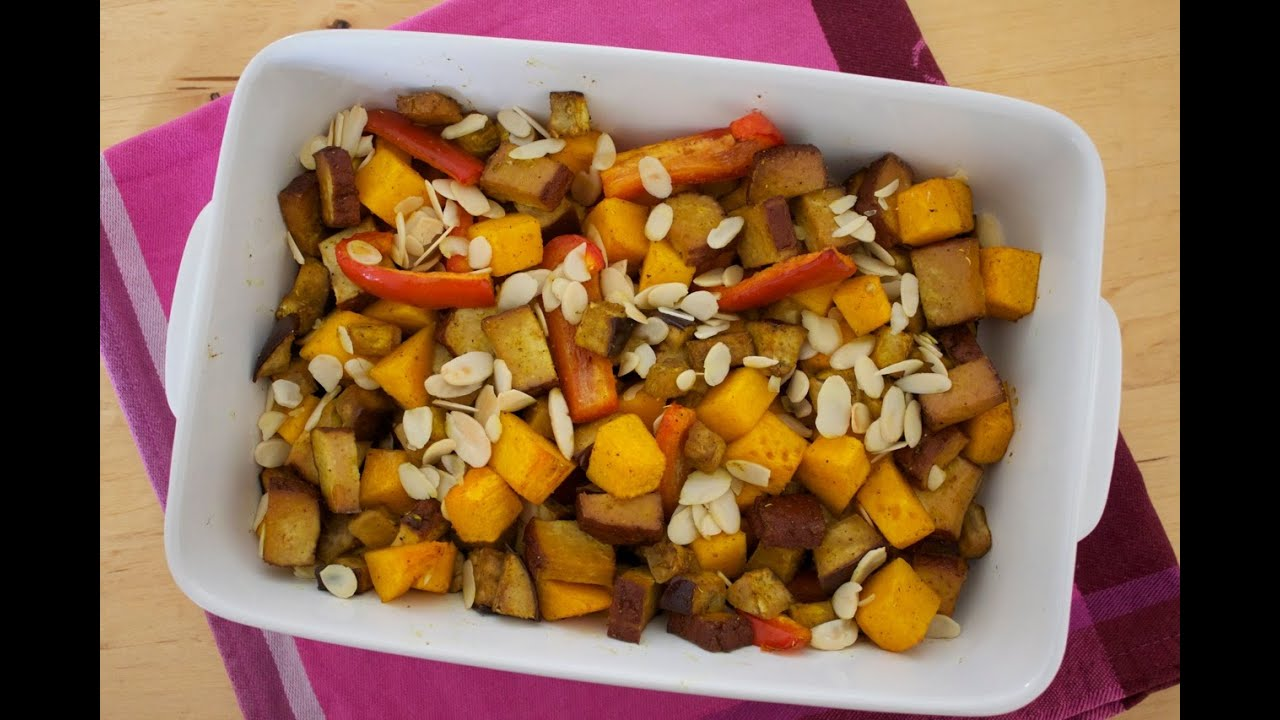 Top Ricetta: Verdure al forno con tofu affumicato (vegano) - YouTube IT46