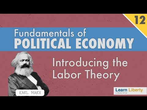 What is the Labor Theory of Value?