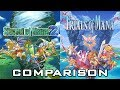 Secret of Mana 2/Trials of Mana: Fan Translation vs Official Release