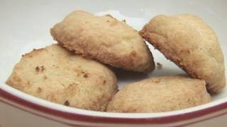 How To Bake Almond Shortbread Cookies