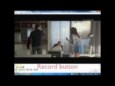 VLC recording tip - YouTube