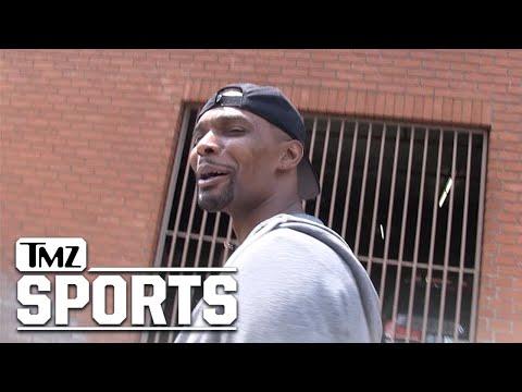 Chris Bosh Mulling NBA Return, My Health Is Great! | TMZ Sports