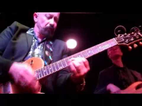 Mark May Band & Soul Satyr Horns - Lights Are On But Nobody's Home