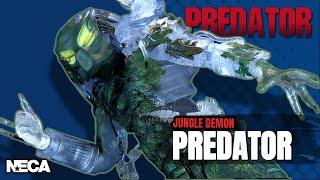 NECA Predator Jungle Demon Predator Figure | Video Review
