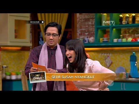 Tebak Bibir Bareng Nabilah JKT48 & Naomi Zaskia