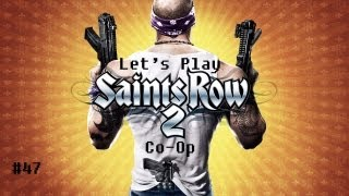 Let's Play Co-Op Saints Row 2 - Part 47 - Sons of Samedi are Now Finished