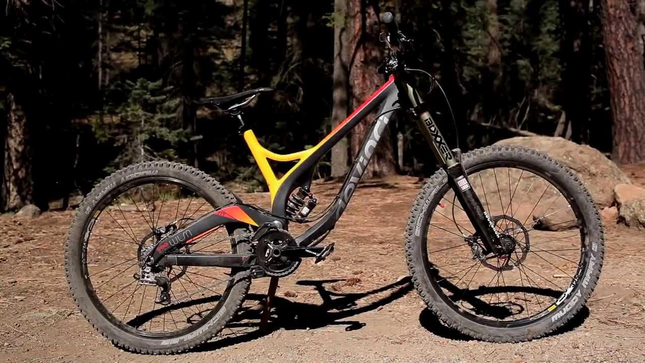bdacc82bcd3 Devinci Wilson Carbon RC: 2014 Bible of Bike - Mountain Bike Tests - YouTube