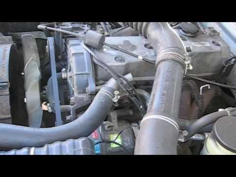 isuzu rodeo with 4fg1 2 4 liter diesel engine youtube rh youtube com 1988 Isuzu Trooper 2017 Isuzu Trooper