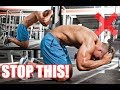 How to PROPERLY Cable Crunch to Shape Your Abs (How to Kneeling Cable Abdominal Crunch)