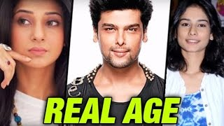 Real Age of Beyhadh's Actors | Jennifer Winget, Arjun Bijlani | TV Prime Time