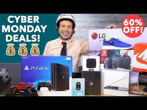 Best EARLY Cyber Monday 2017 Deals LIVE RIGHT NOW!