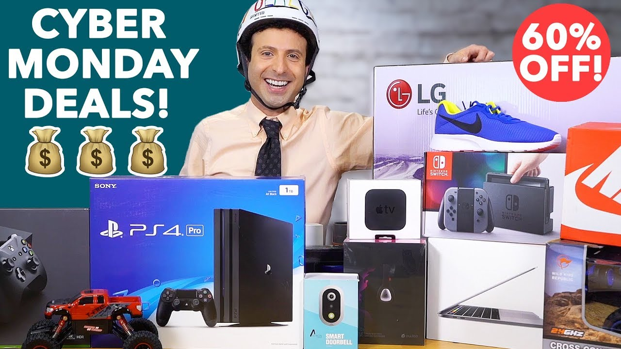 These are the best Cyber Monday deals you can get right now
