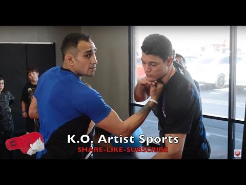 FERGUSON AND JOUBAN TEACHING MMA RETREAT! UNORTHODOX TECHNIQUES!