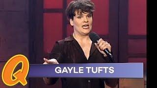 Gayle Tufts macht Comedy auf Denglish