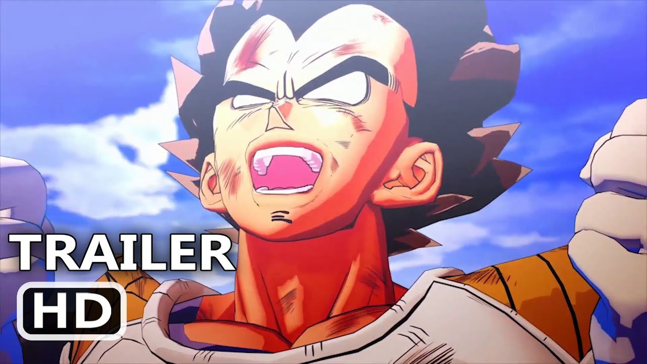 Dragon Ball Z Kakarot Official Trailer 2020 Youtube