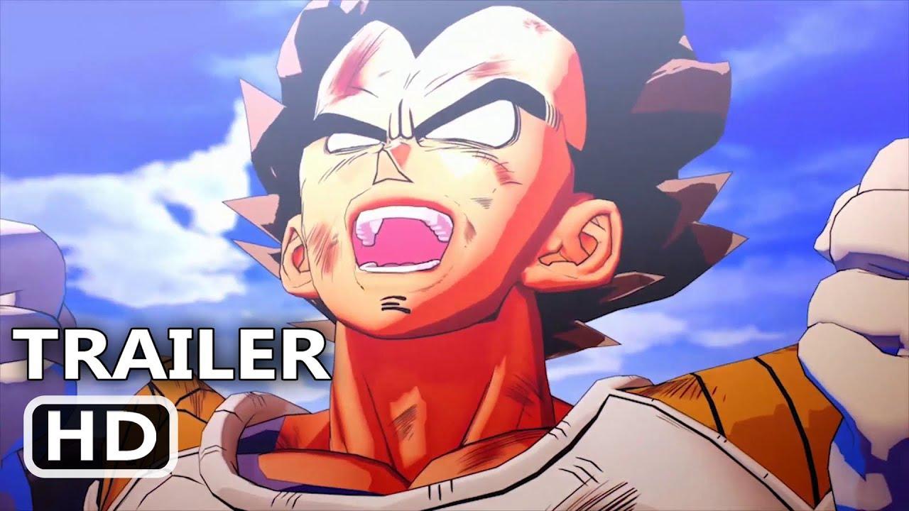 Dragon Ball Z Kakarot Official Trailer 2020