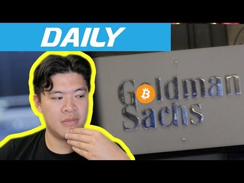 Daily: Goldman Sachs Lies to us AGAIN???!!