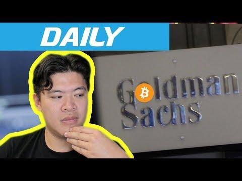 Daily: Goldman Sachs Lies to us AGAIN???!!