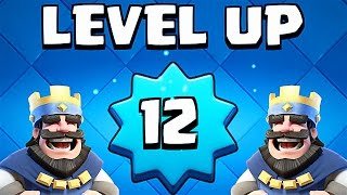 MAXING OUT  ::  Clash Royale  ::  WE HIT LVL 12 INSANE CHEST OPENING