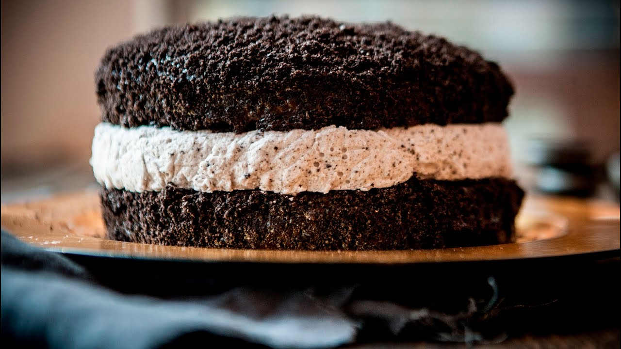 Marshmallow Chocolate Fudge Cake