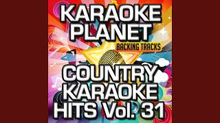 The Coast is Clear (Karaoke Version With Background Vocals) (Originally Performed By Scotty...
