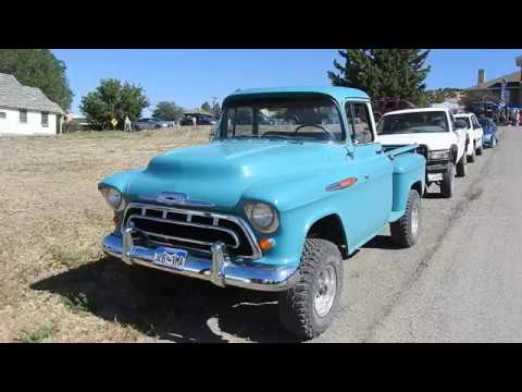 1957 Chevy 4x4 Pick Up Truck