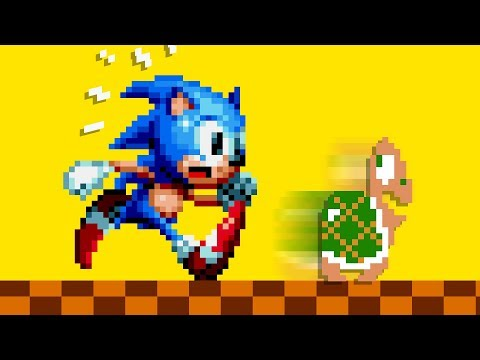 If Sonic was SLOW thumbnail