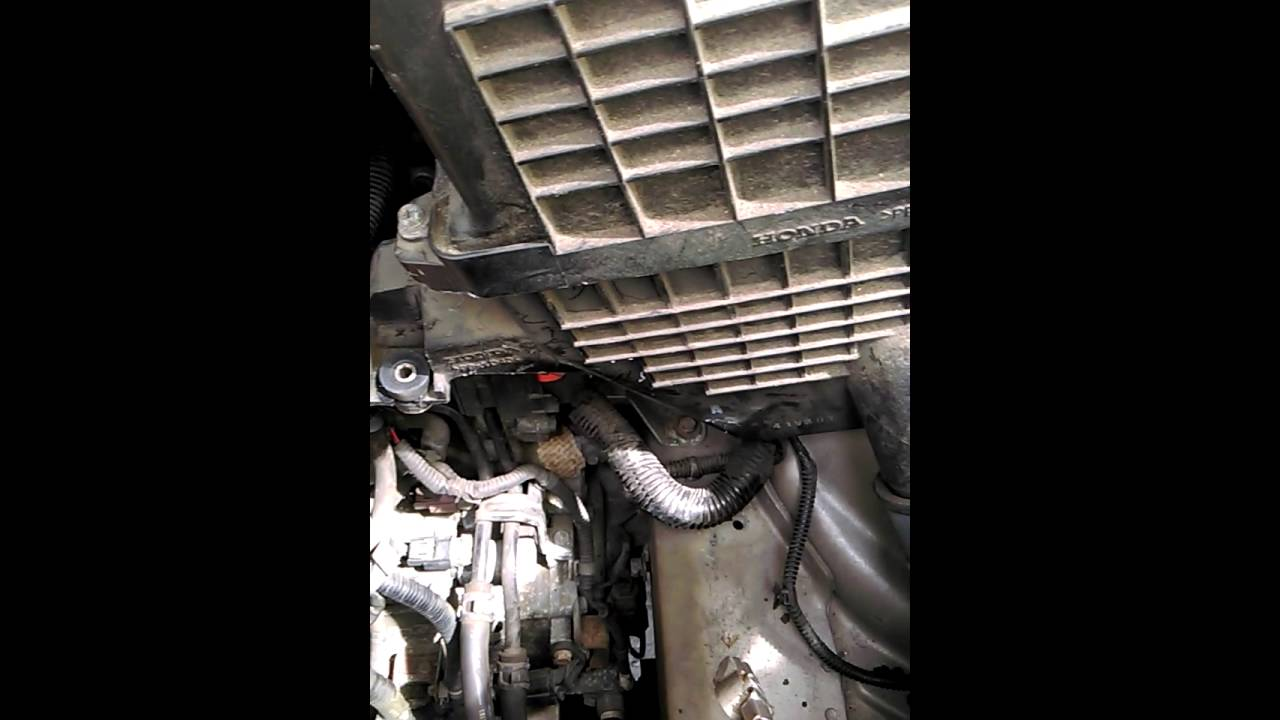 P0741 Code 2005 Honda Odyssey Transmission Failure Youtube