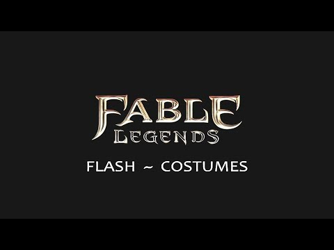 Fable Legends - Character Costumes - Flash