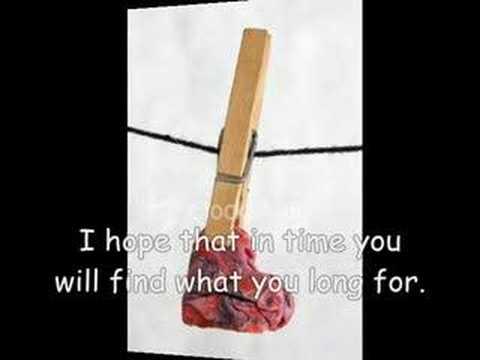 Somewhere in my broken heart