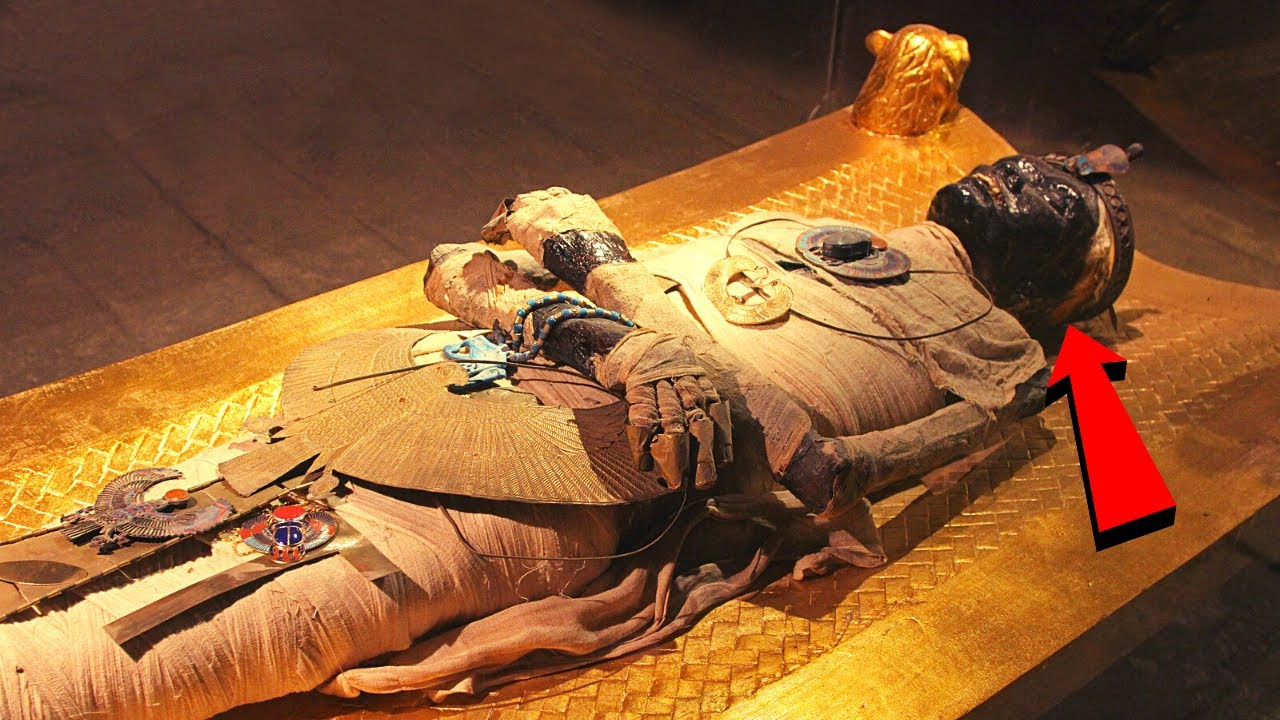 10 Mummy Discoveries That SCARED Archaeologists