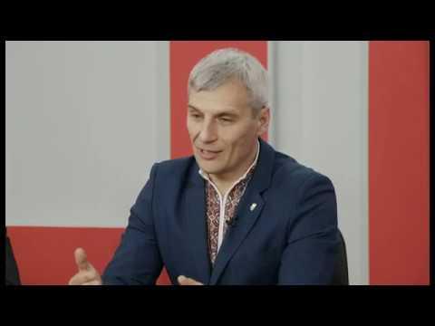 Актуальне інтерв'ю. Р. Кошулинський. М. Королик. Про гонитву за голосами виборців